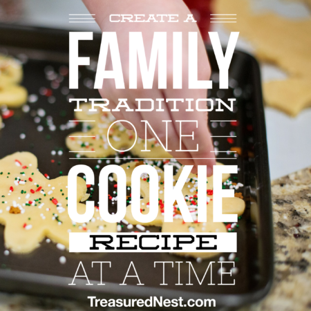 The Cookie Swap – Create a Family Tradition