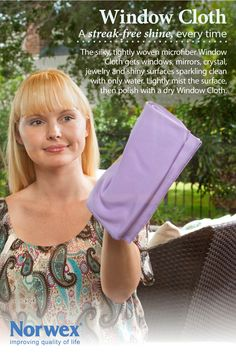 Replace Your Household Cleaners with Just Two Cloths
