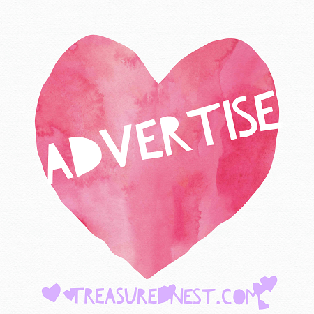 Advertise at TreasuredNest.com